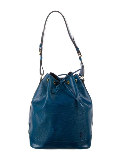 Louis Vuitton Epi Noe Blue