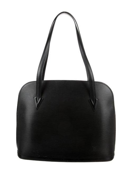 Louis Vuitton Vintage Epi Lussac Black