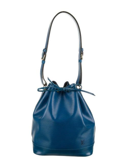 Louis Vuitton Vintage Epi Noé GM Blue