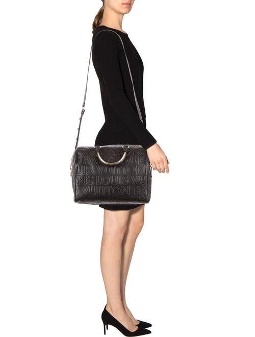 Louis Vuitton Paris Speedy Cube Bag - Handbags - LOU47162   The RealReal 0984de22d9
