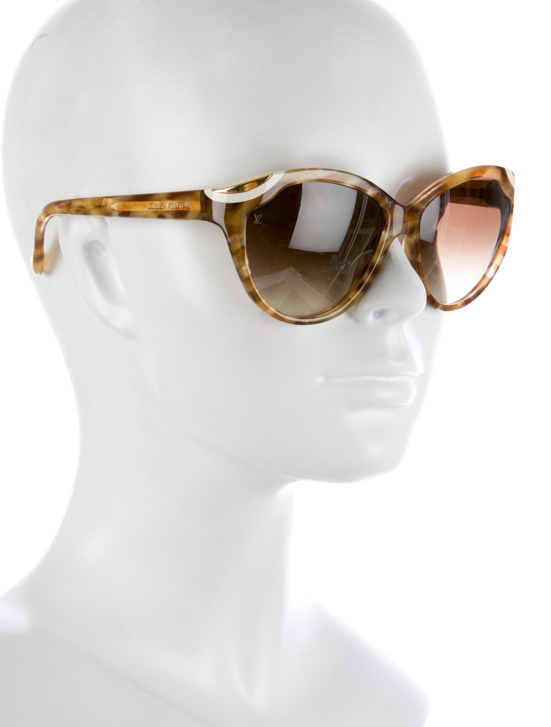 6b0e80ff60 Louis Vuitton Ivy Cat-Eye Sunglasses - Accessories - LOU47214