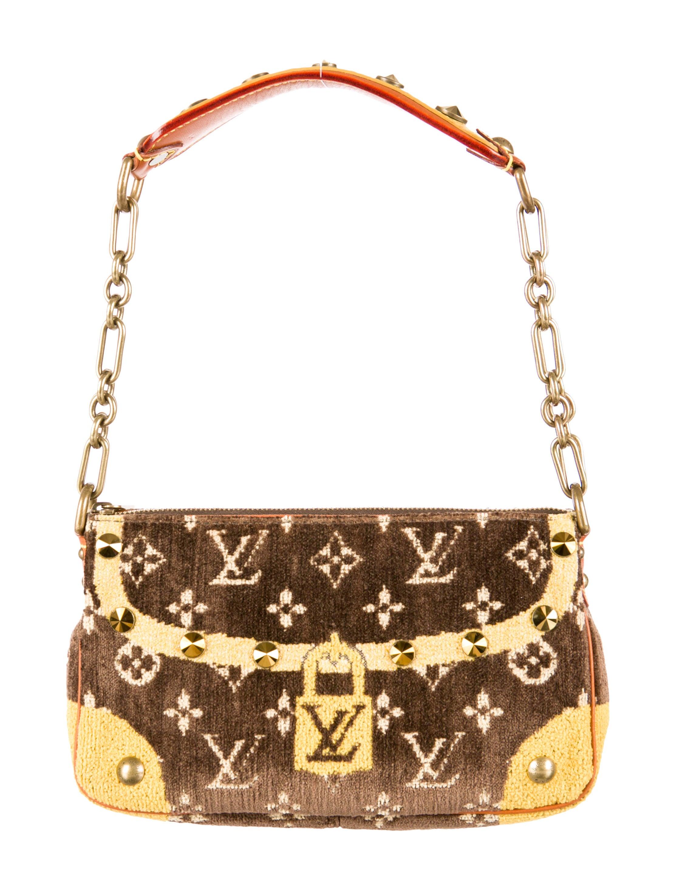 61044c80ee85 Louis Vuitton Trompe L oeil Pochette - Handbags - LOU48230