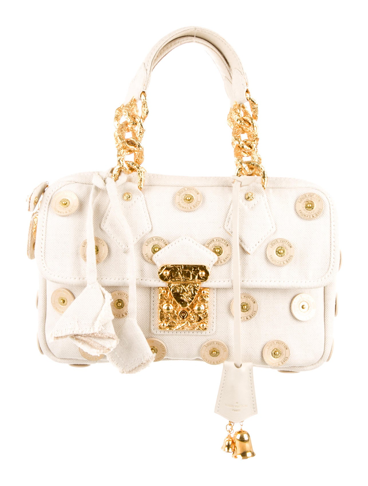 Louis Vuitton Polka Dots Panema Tinkerbell Bag - Handbags