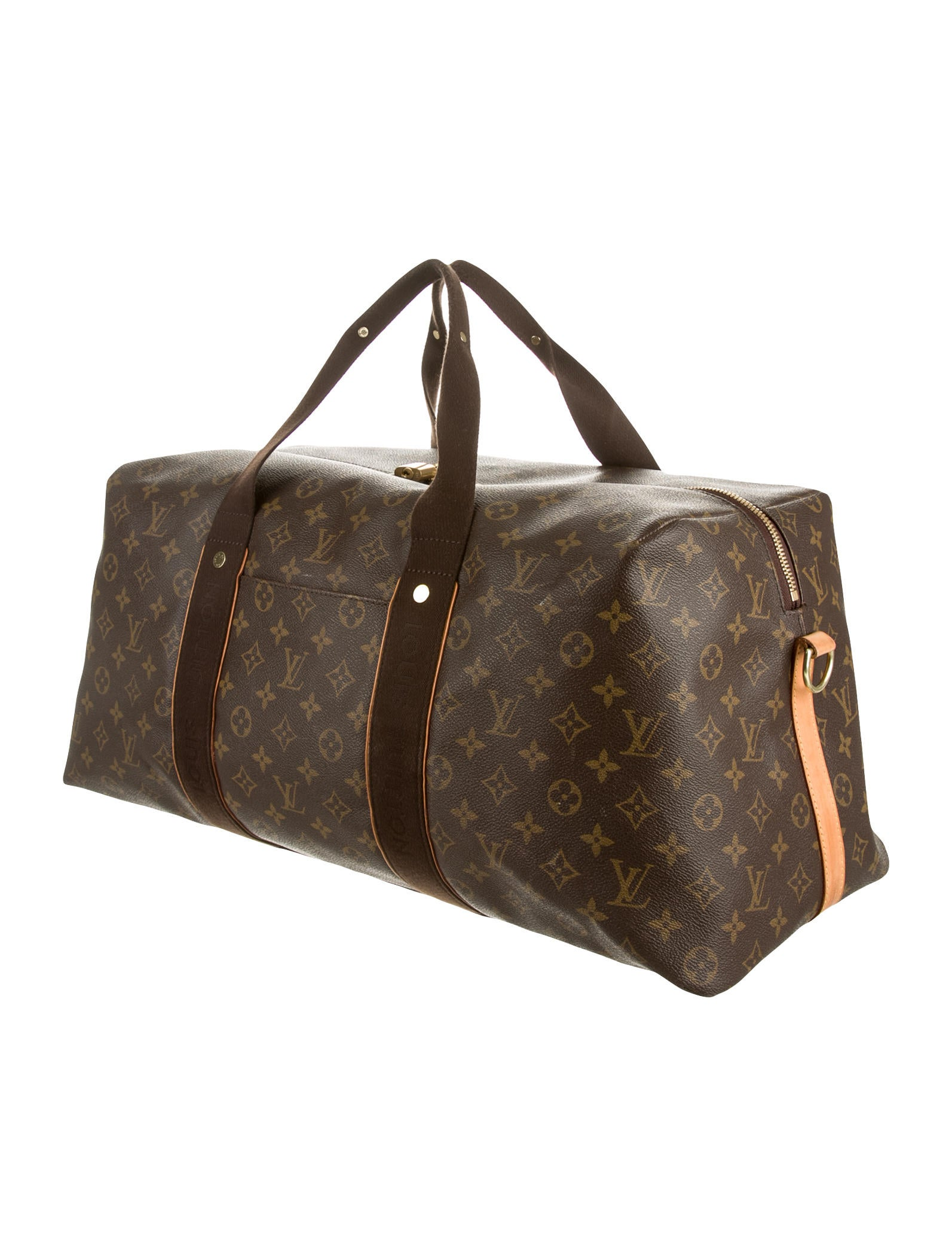 louis vuitton beaubourg weekender bags lou52773 the realreal. Black Bedroom Furniture Sets. Home Design Ideas