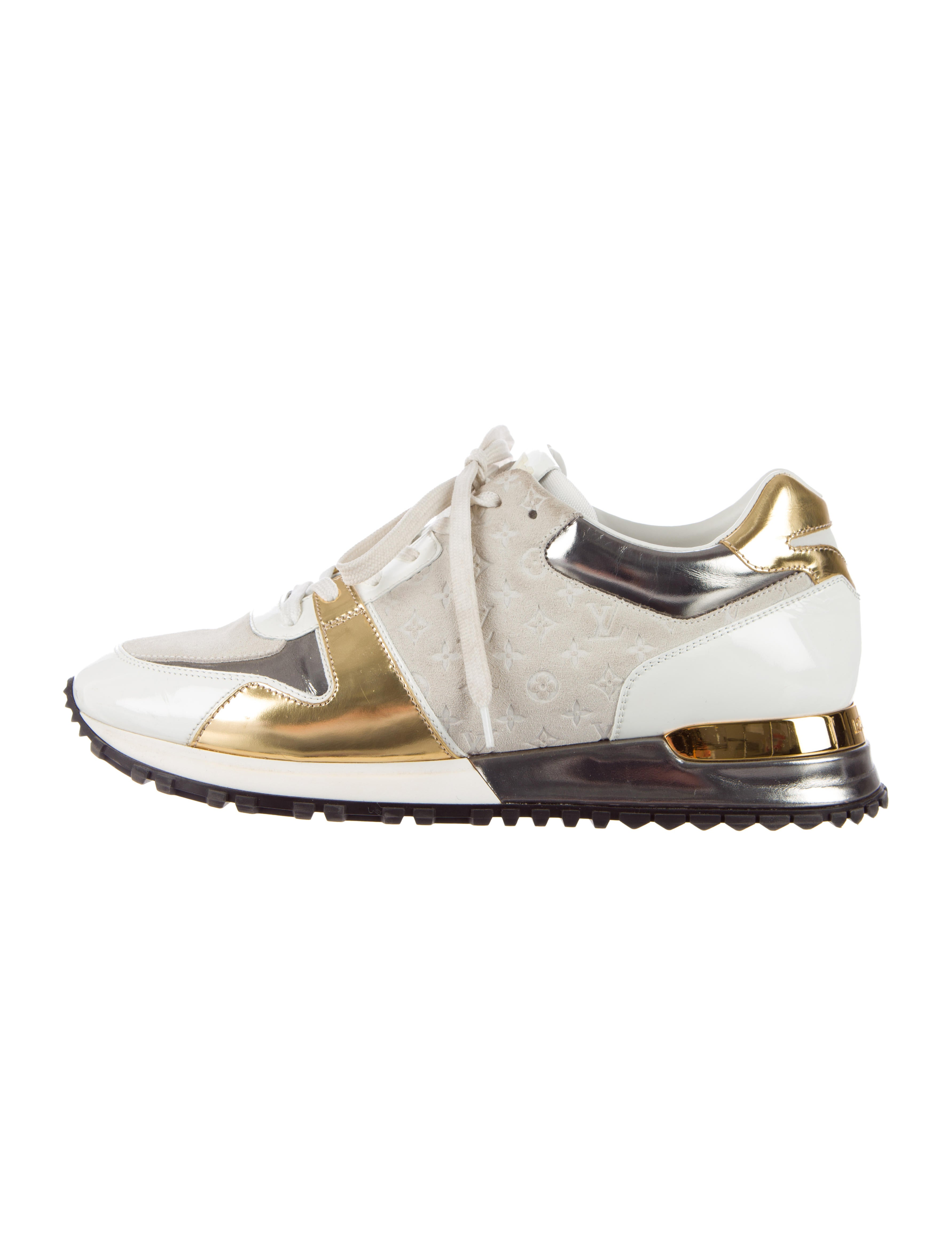 7bd6a48a4a2d Louis Vuitton Run Away Sneakers - Shoes - LOU53580