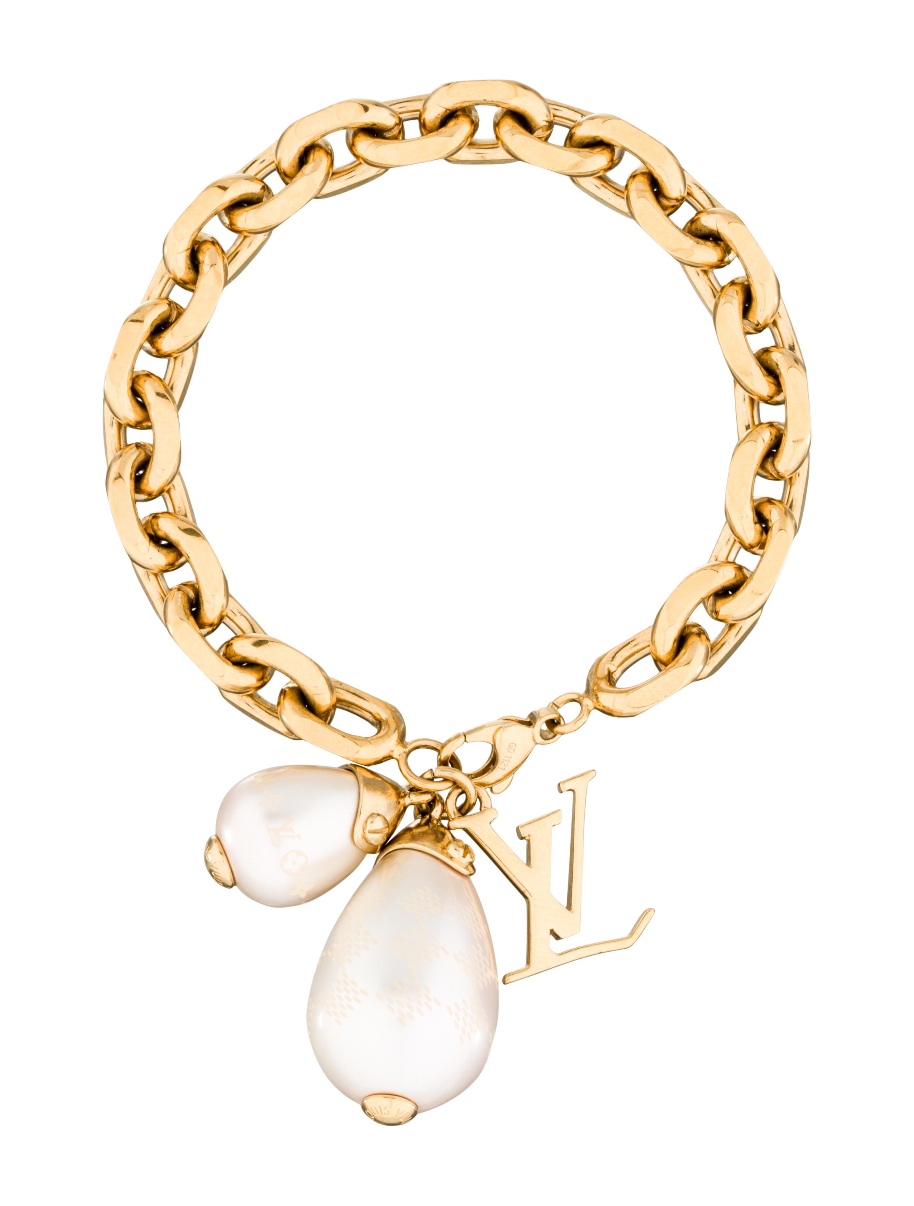 Damier Perle Bracelet