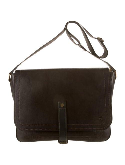 b64a467b36 Louis Vuitton Utah Omaha Messenger Bag - Bags - LOU59384 | The RealReal