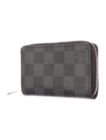 14e566dd1c1 Louis Vuitton Damier Zippy Coin Purse Vertical - Accessories - LOU60397
