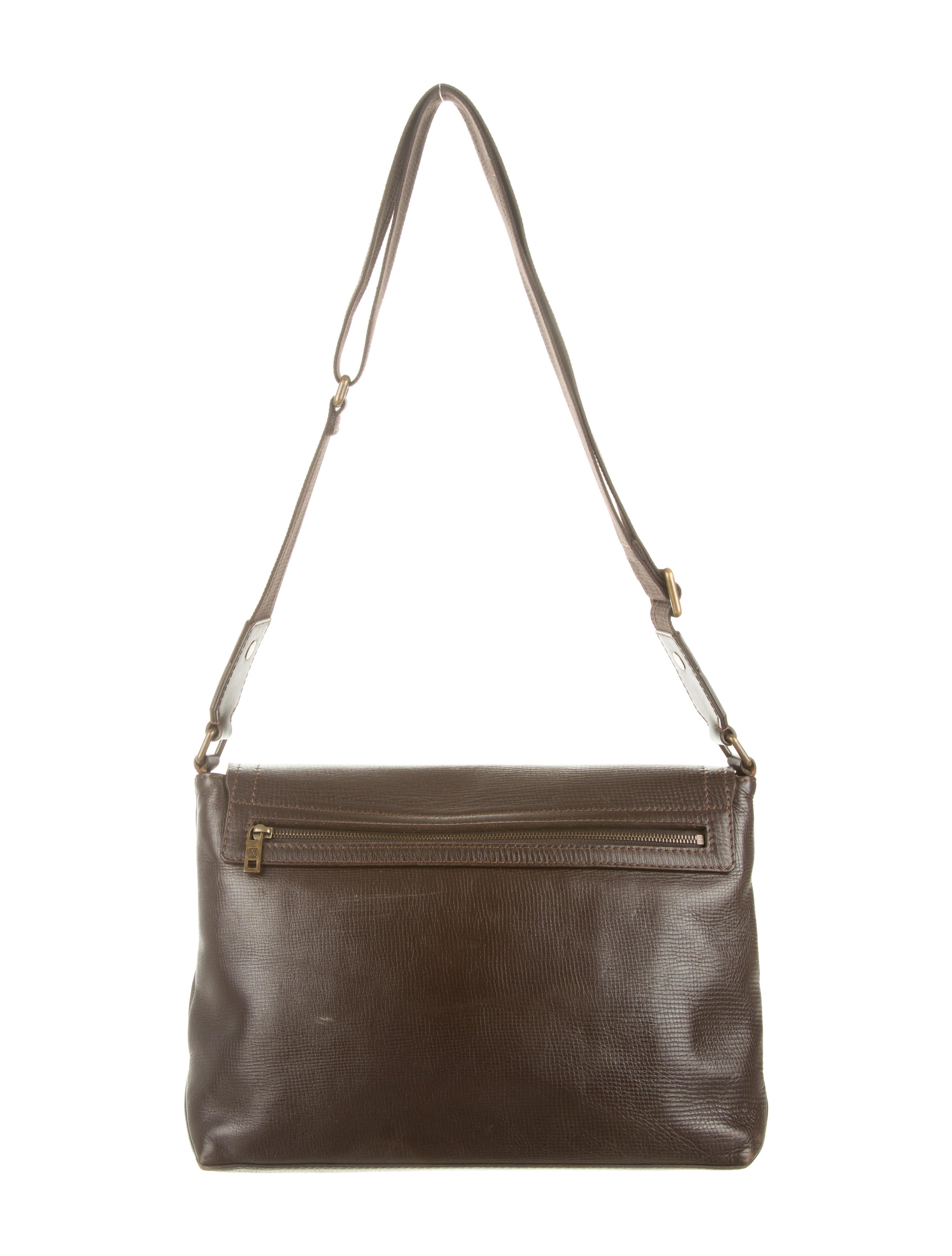 Louis Vuitton Utah Omaha Messenger Bag Bags Lou60500 The Realreal