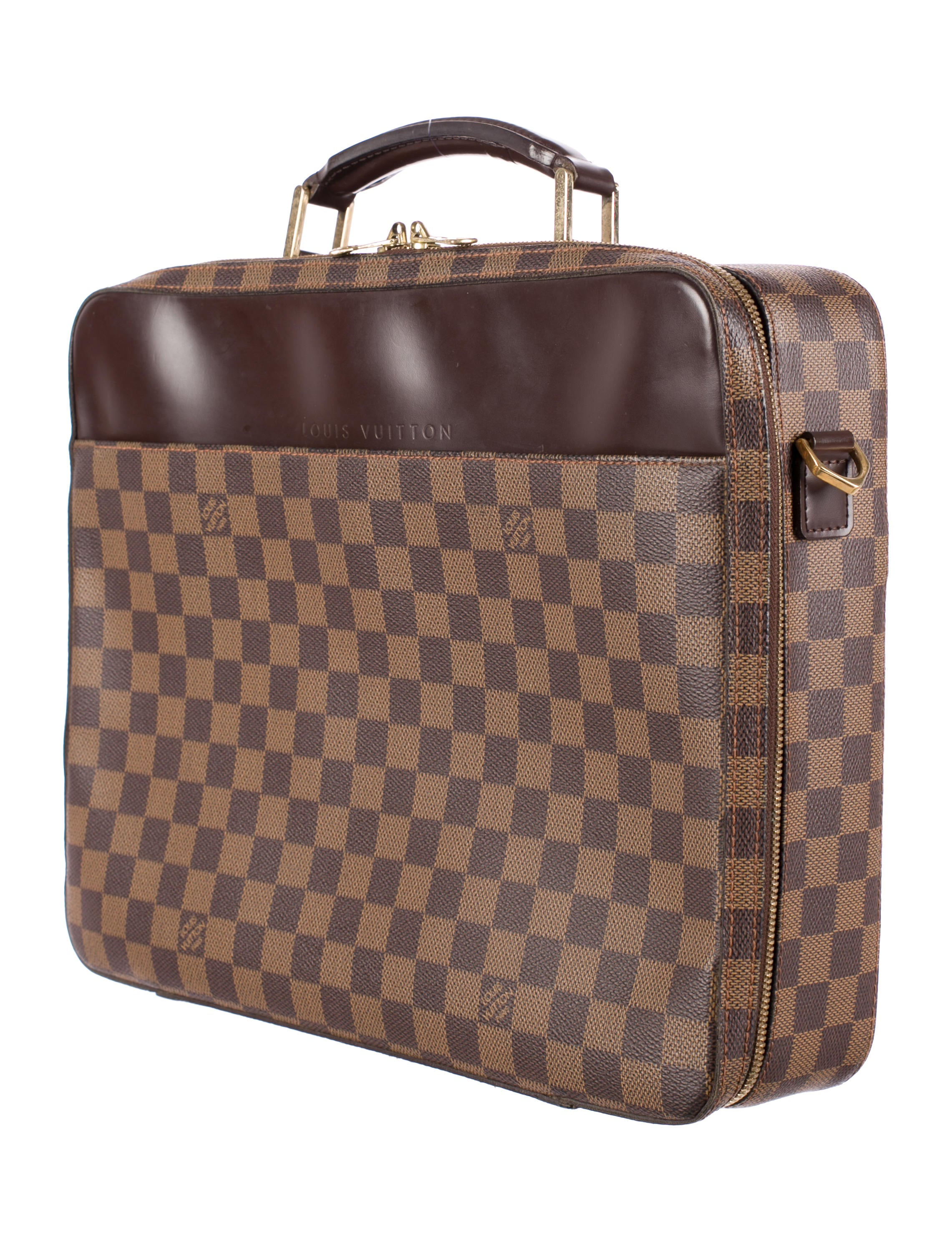 Louis vuitton damier porte ordinateur sabana bags for Porte ordinateur