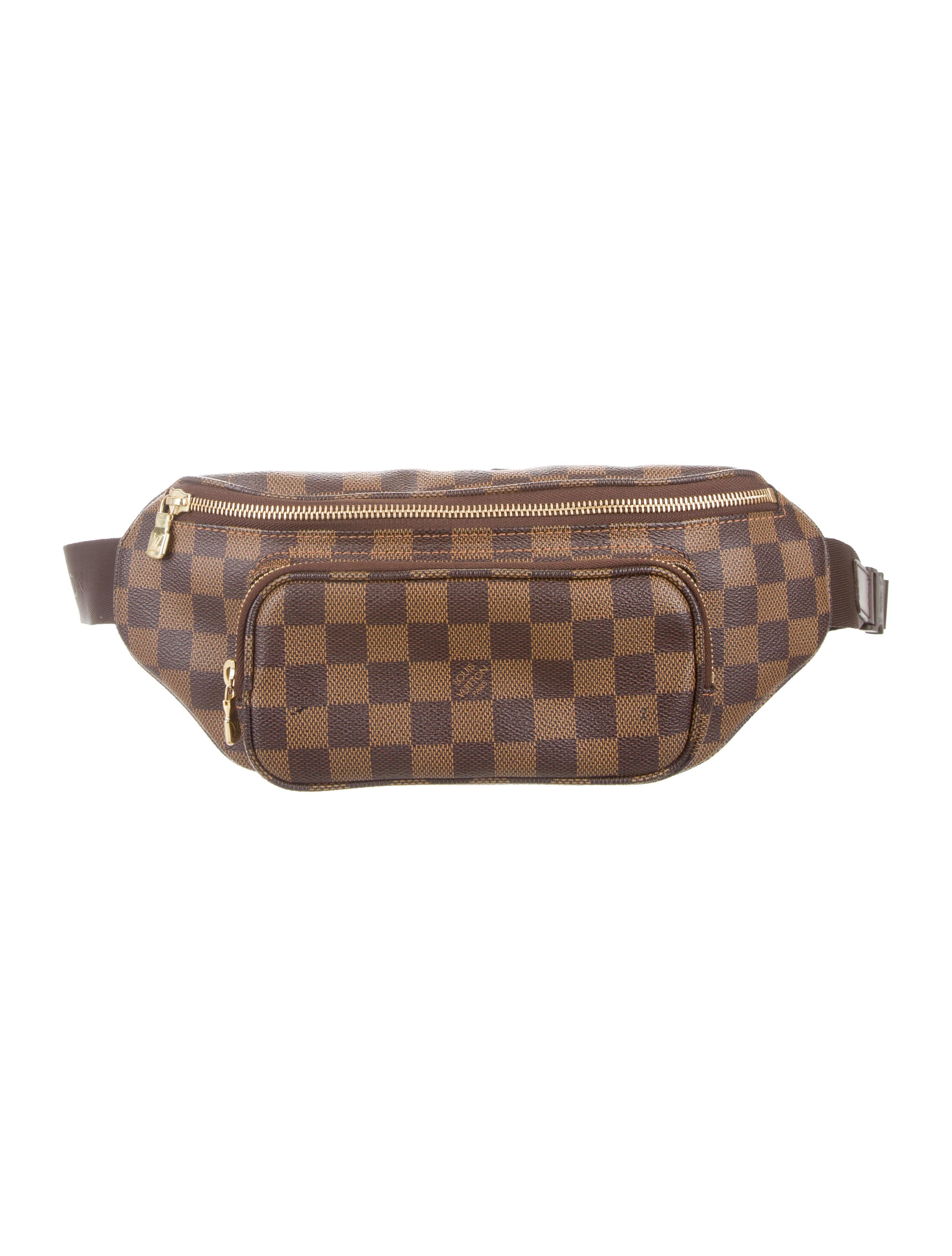 b126ef4288c6 Louis Vuitton Damier Ebene Melville Waist Bag - Bags - LOU63942 ...