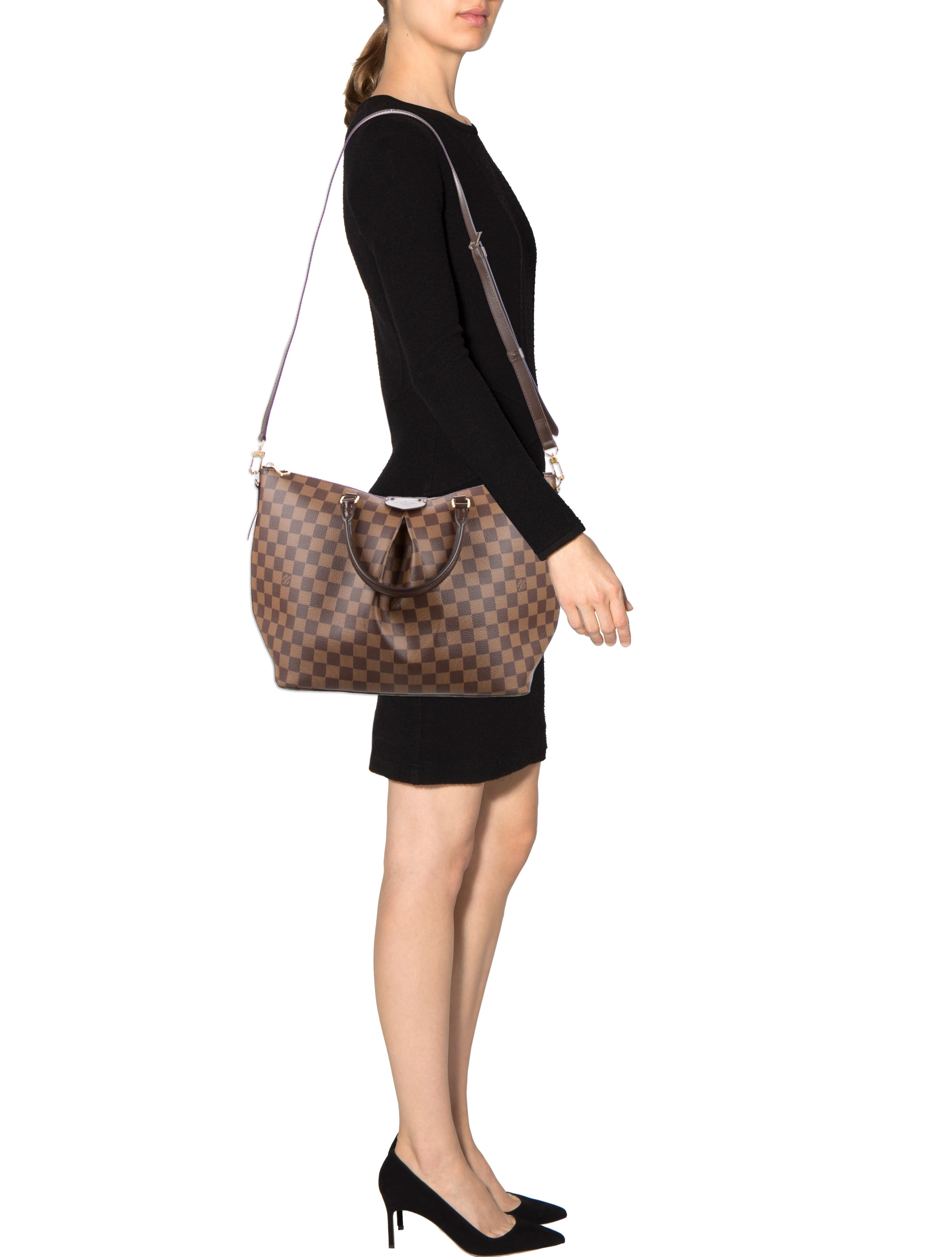 Louis Vuitton Siena Gm Handbags Lou64517 The Realreal