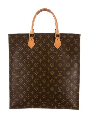 Louis vuitton monogram sac plat handbags lou66862 for Louis vuitton monogram miroir sac plat