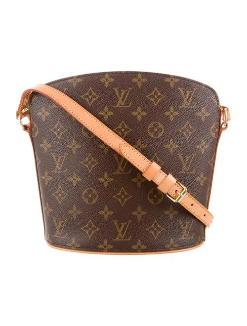 4411e75b6c92 Louis Vuitton Monogram Drouot Crossbody Bag - Handbags - LOU68006 ...