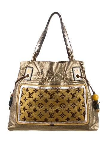 Louis Vuitton Sunbird Tote None