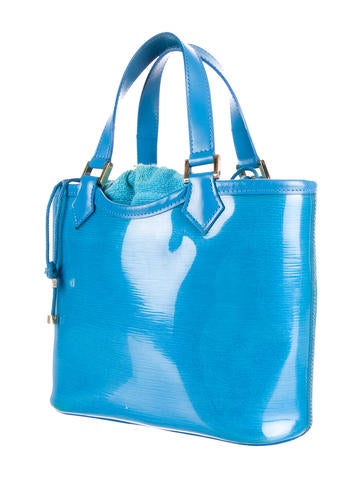 Epi Plage Mini Lagoon Bay Beach Tote