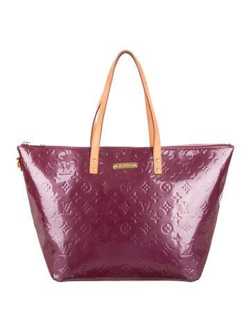 Louis Vuitton Vernis Bellevue GM None