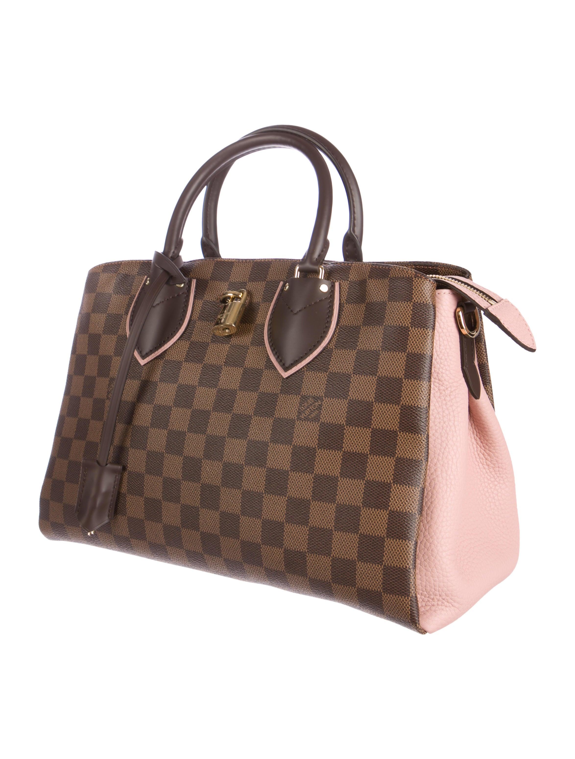 Louis Vuitton Damier Ebene Normandy Handbags Lou71398
