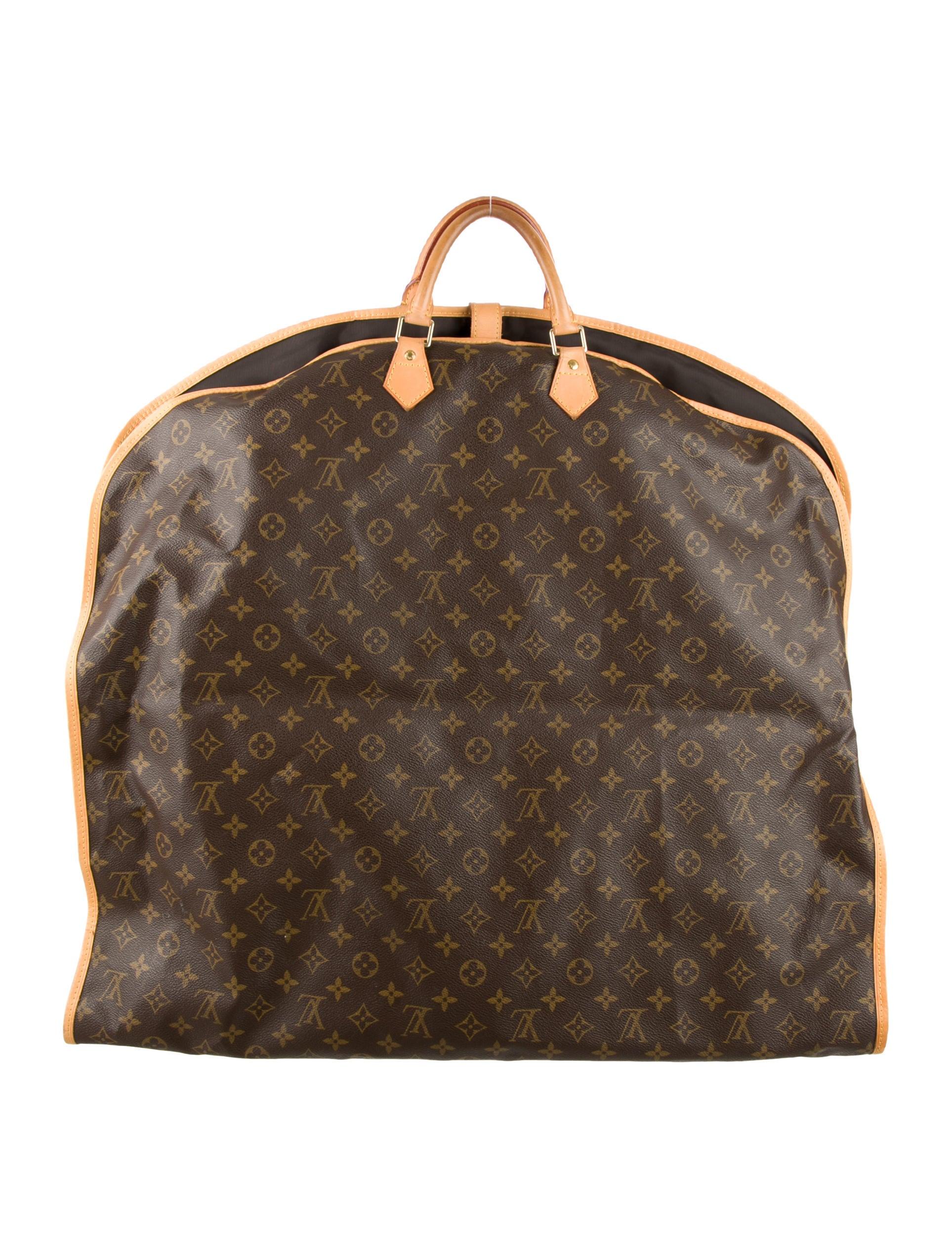Louis Vuitton Monogram Garment Cover Bags Lou73274