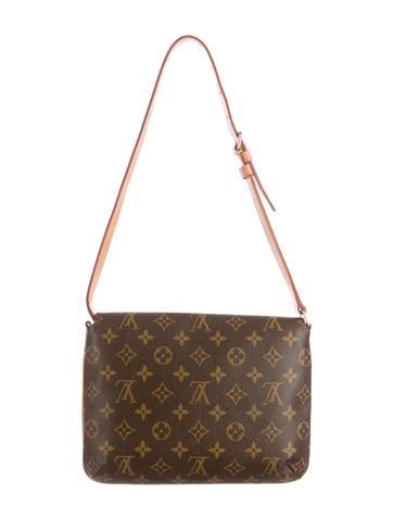 Monogram Musette Tango Bag