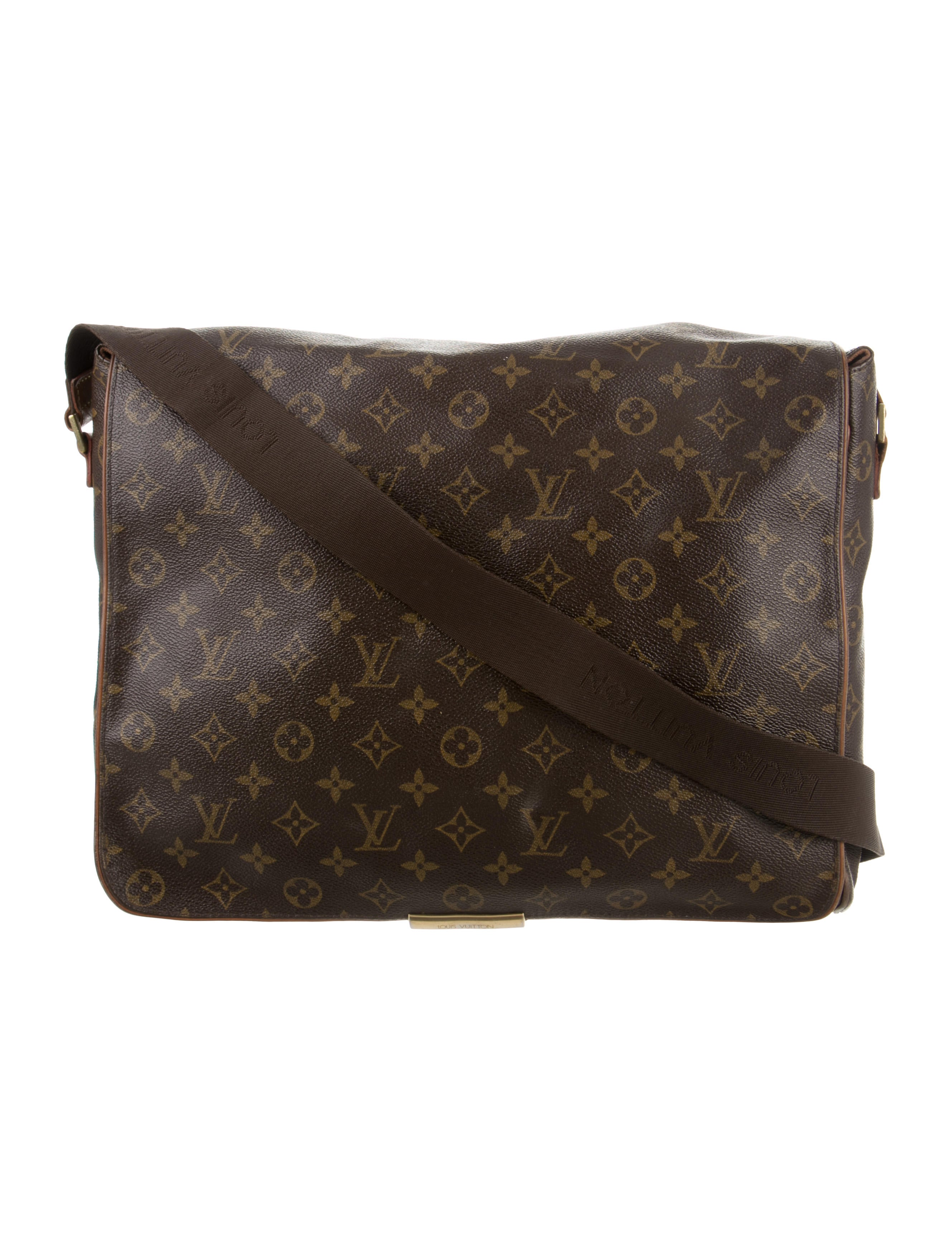 Perfect Odeon Style Messenger Bag LOUIS VUITTON Brown In Leather - 514603