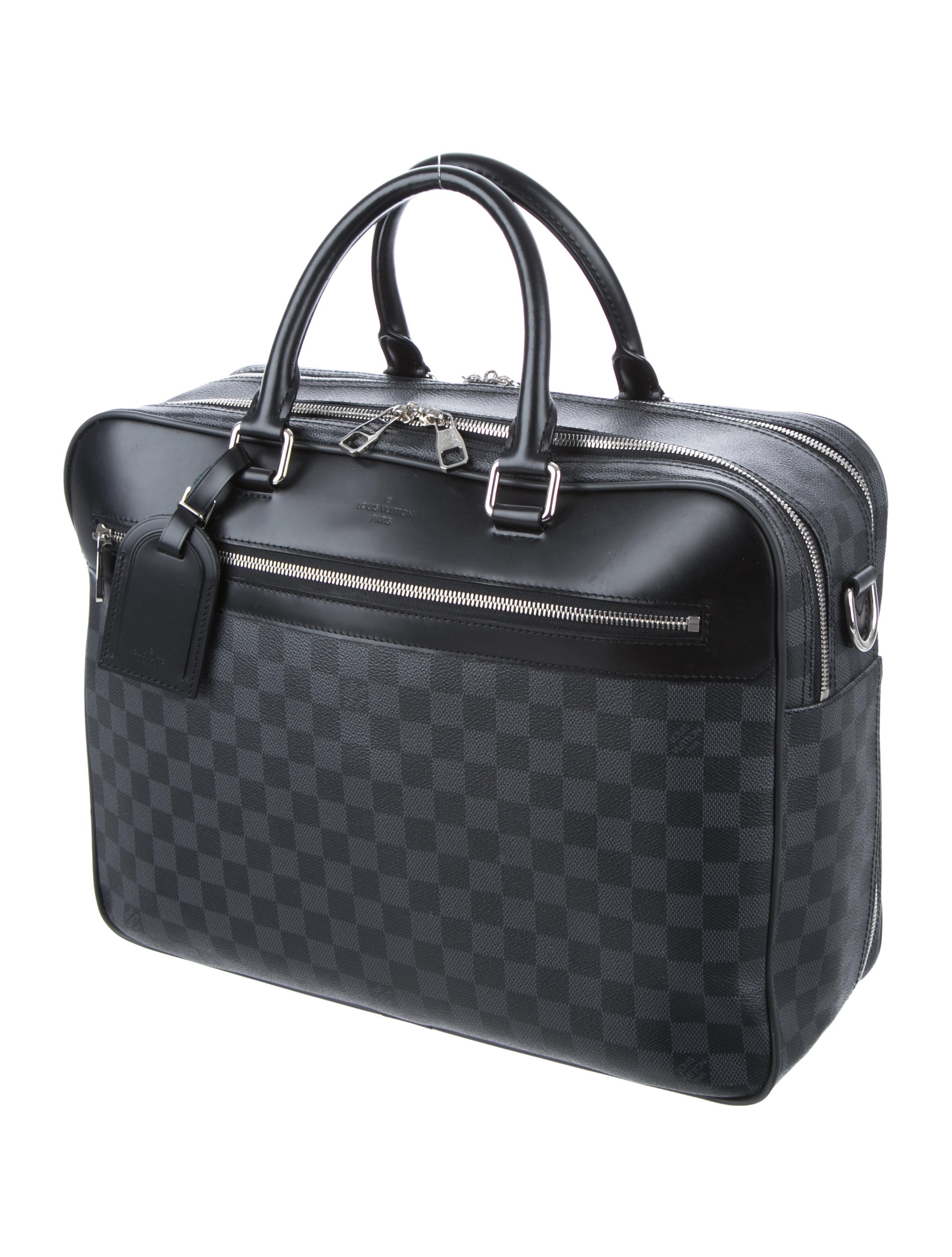 louis vuitton overnight bag. damier graphite overnight louis vuitton bag