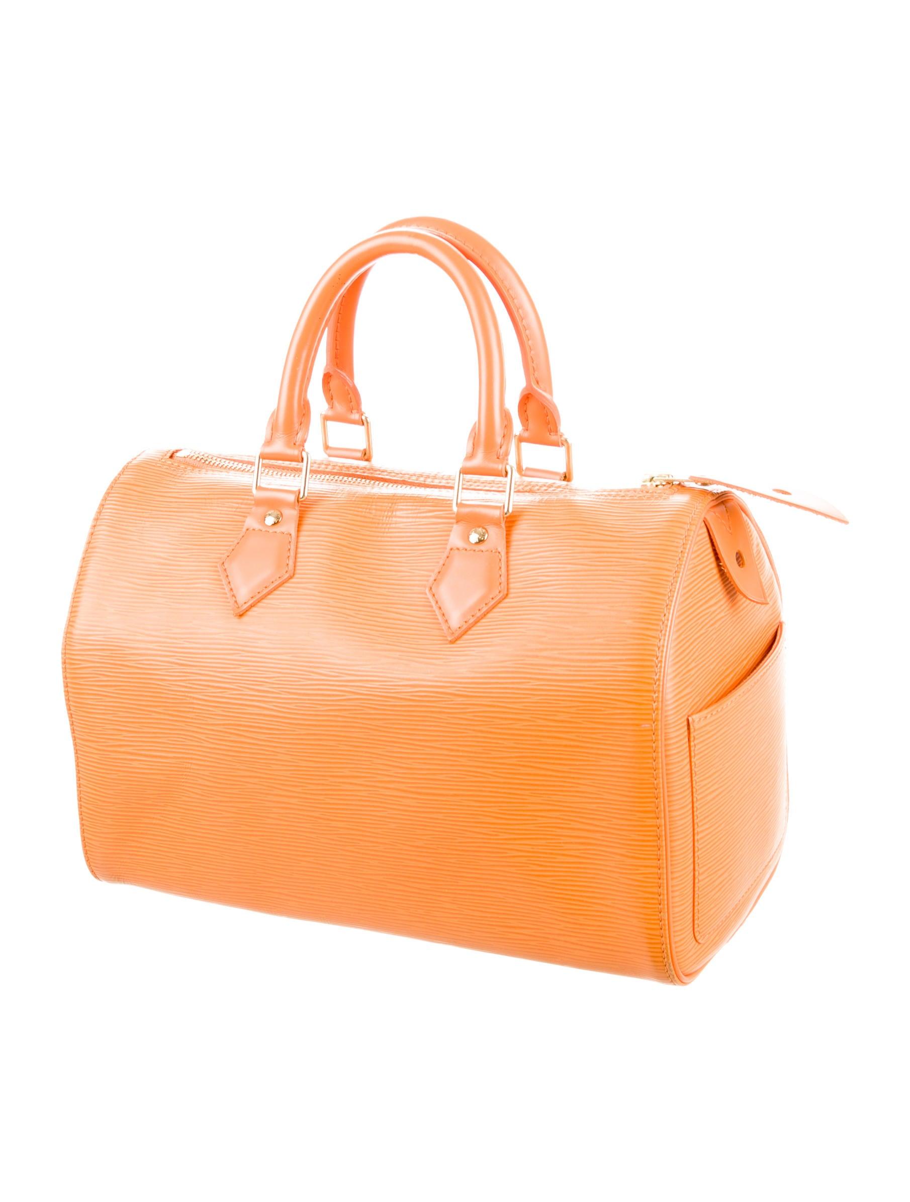 9f1399d5f411 Louis Vuitton Epi Speedy 25 - Handbags - LOU77412