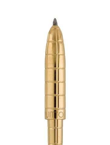 Golden Agenda Ballpoint Pen