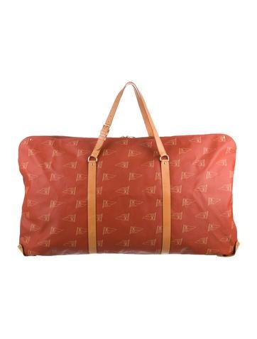 Louis Vuitton Cup Sac Polochon Luggage None