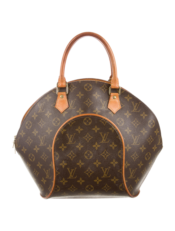 Louis Vuitton Monogram Ellipse Mm Handbags Lou78742