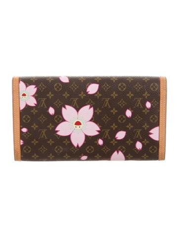 Cherry Blossom International Wallet