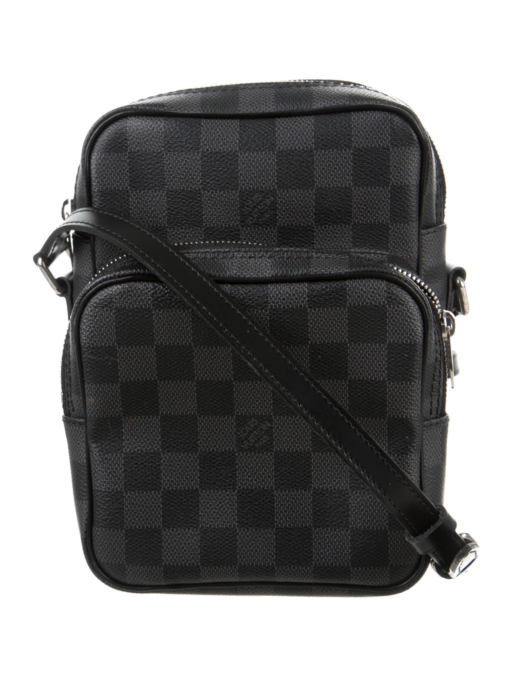 Louis Vuitton Damier Graphite Rem Crossbody - Bags - LOU79903   The ... f12247bd12