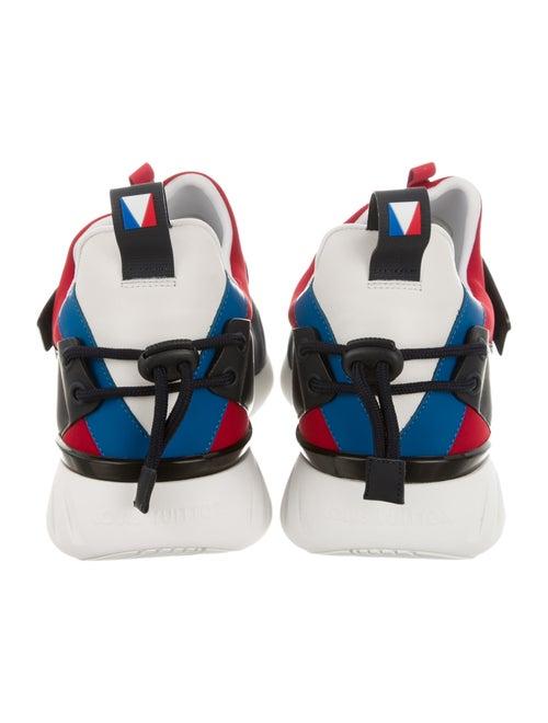 bb79b7f00f97 Louis Vuitton America s Cup Regatta Sneakers w  Tags - Shoes ...