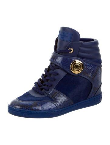 High-Top Sneakers