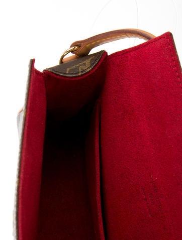 Monogram Recital Bag