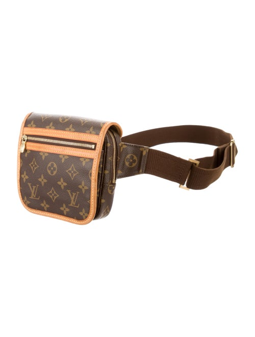 f52b0801f2aa Louis Vuitton Monogram Bosphore Bum Bag - Handbags - LOU82808