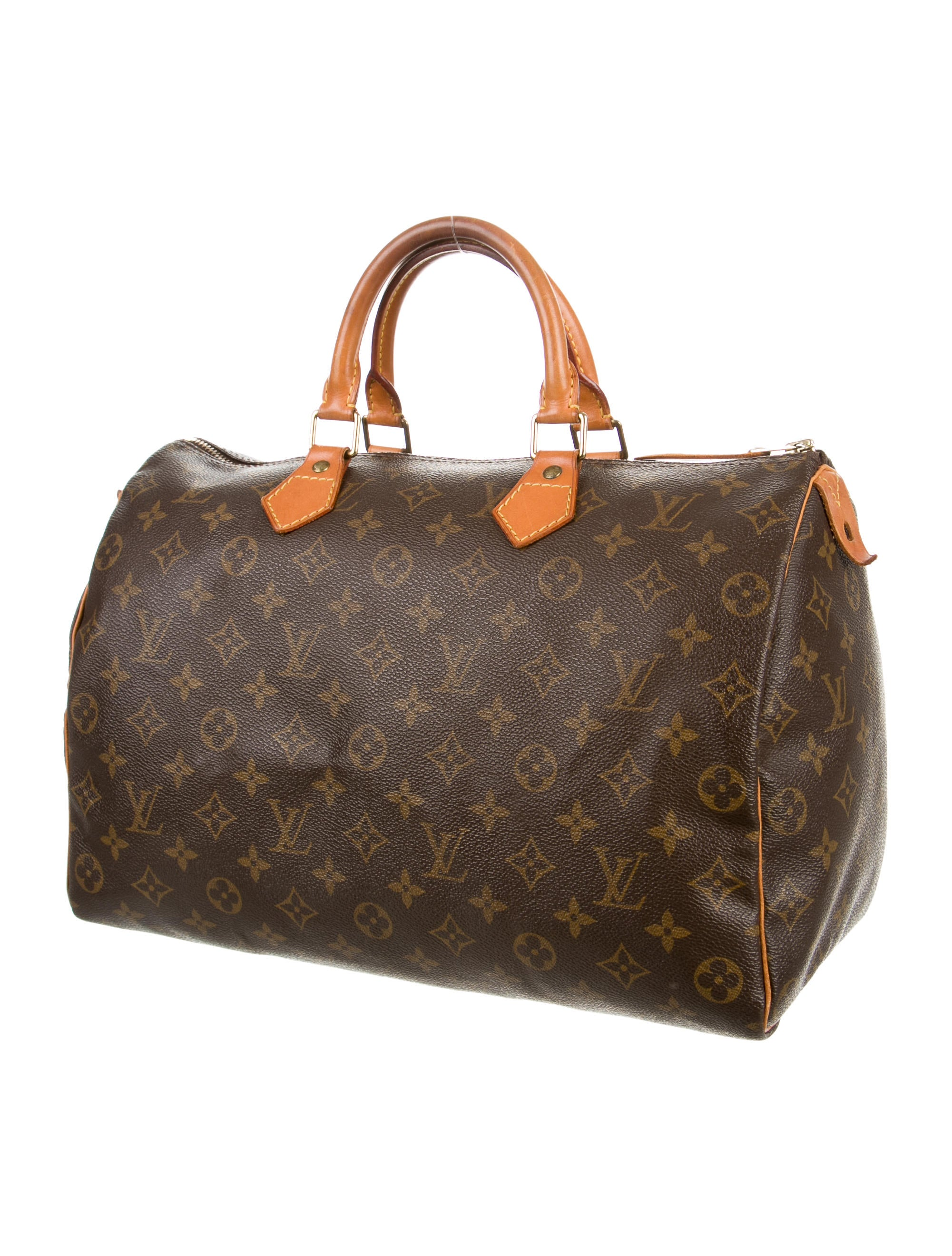louis vuitton monogram speedy 35 handbags lou83065. Black Bedroom Furniture Sets. Home Design Ideas