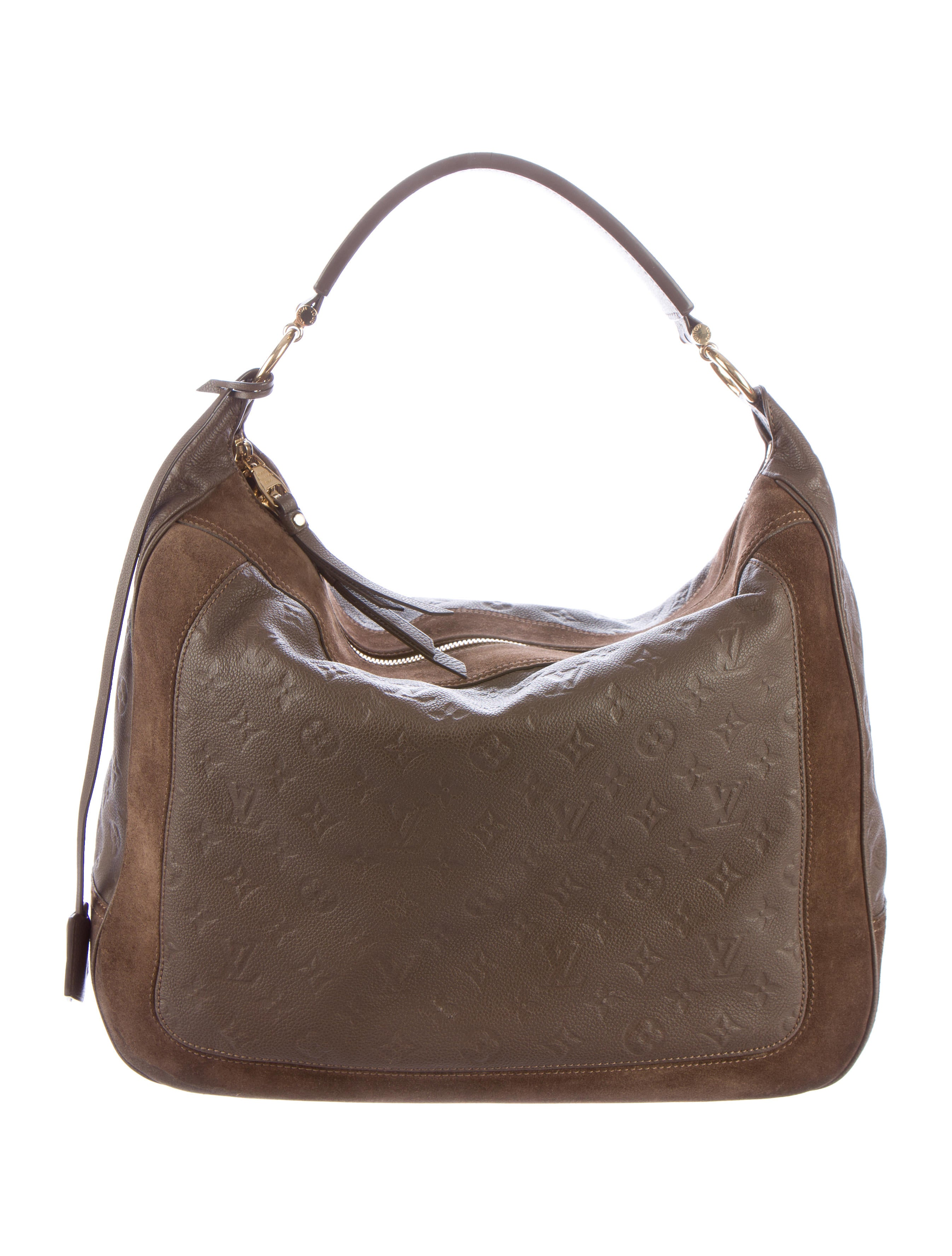 Louis Vuitton Empreinte Audacieuse GM - Handbags - LOU84505  78e062786c445