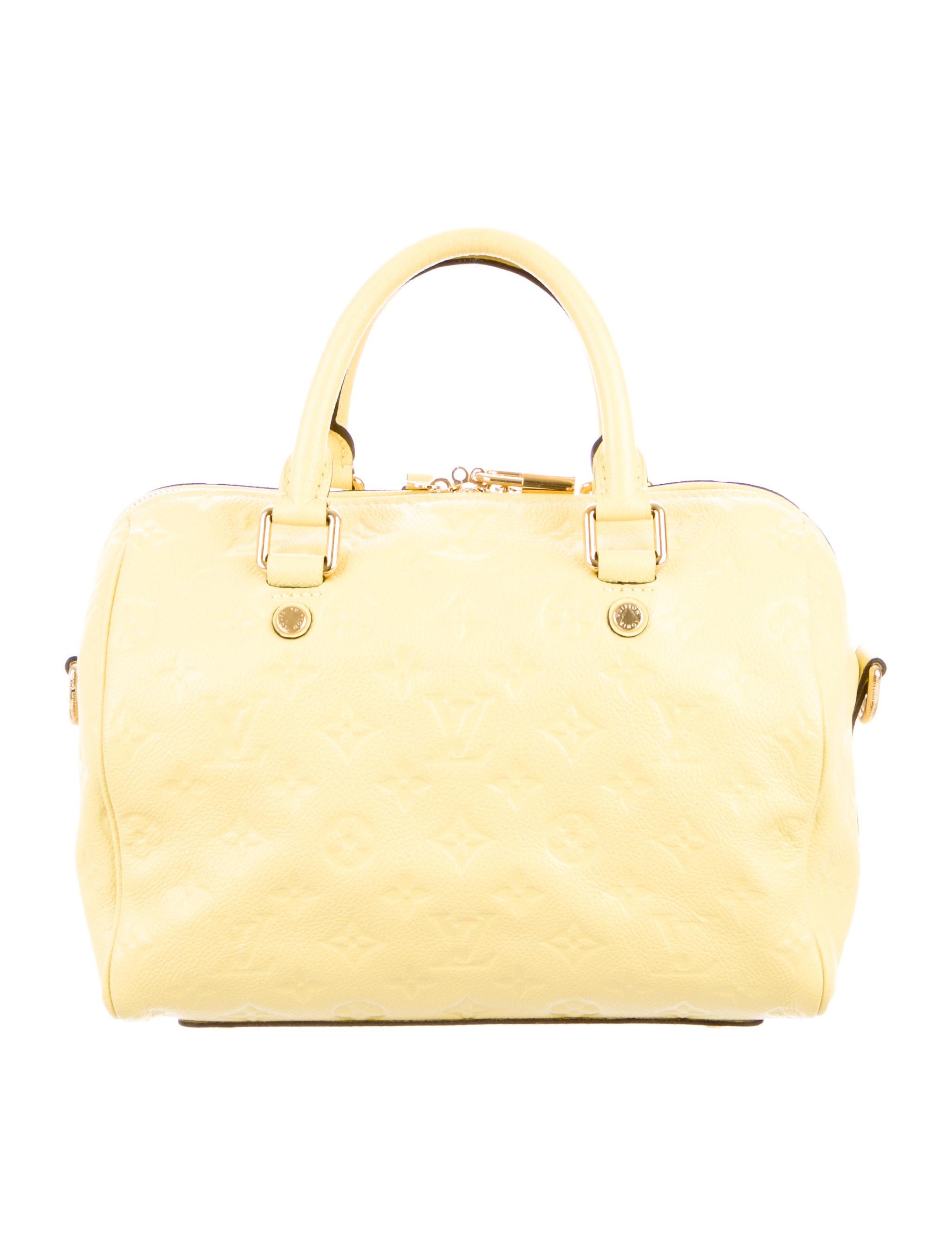 Louis Vuitton Empreinte Speedy Bandoulière 25 - Handbags