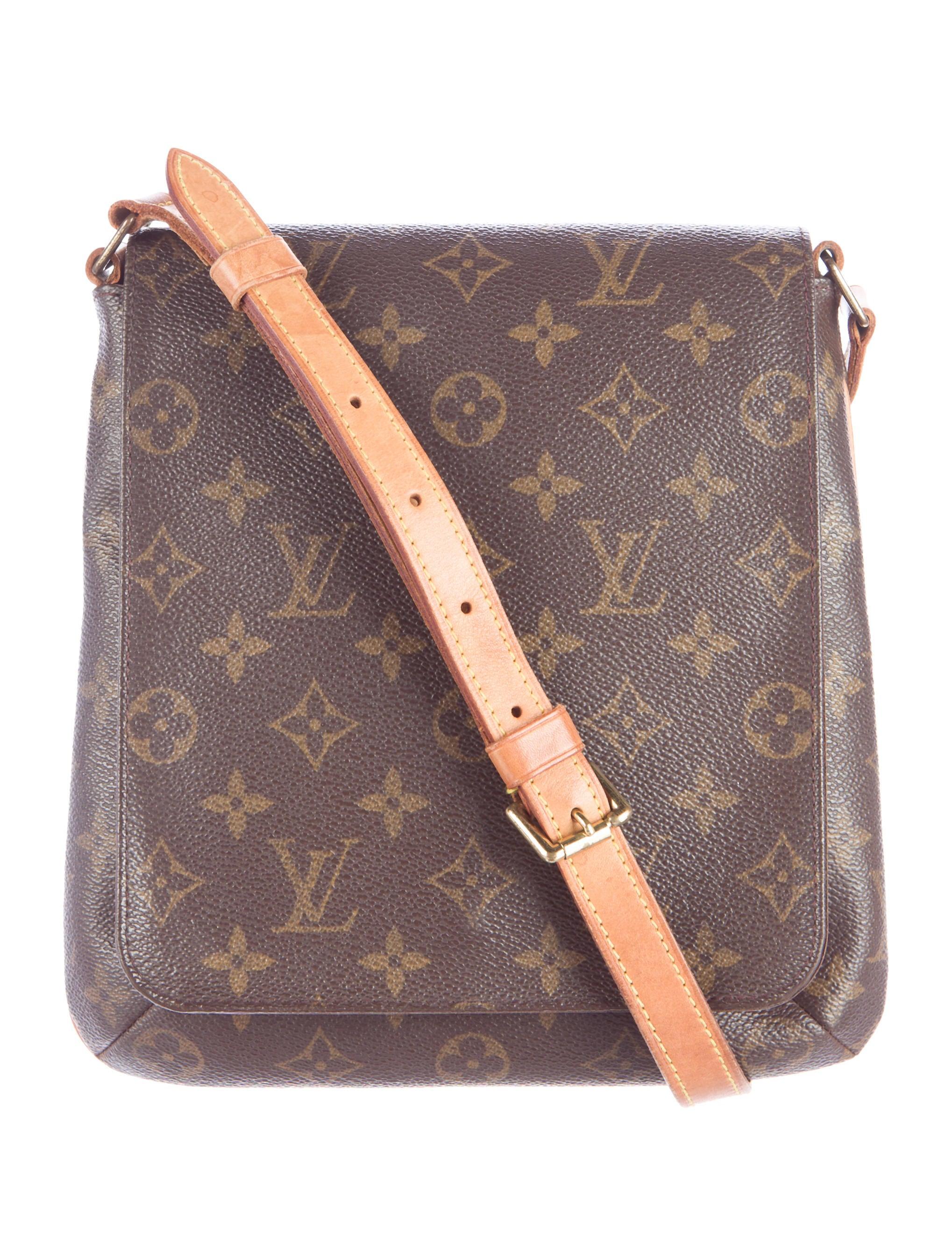 Louis Vuitton Monogram Musette Salsa PM - Handbags - LOU85408  65bd7b1e8d312