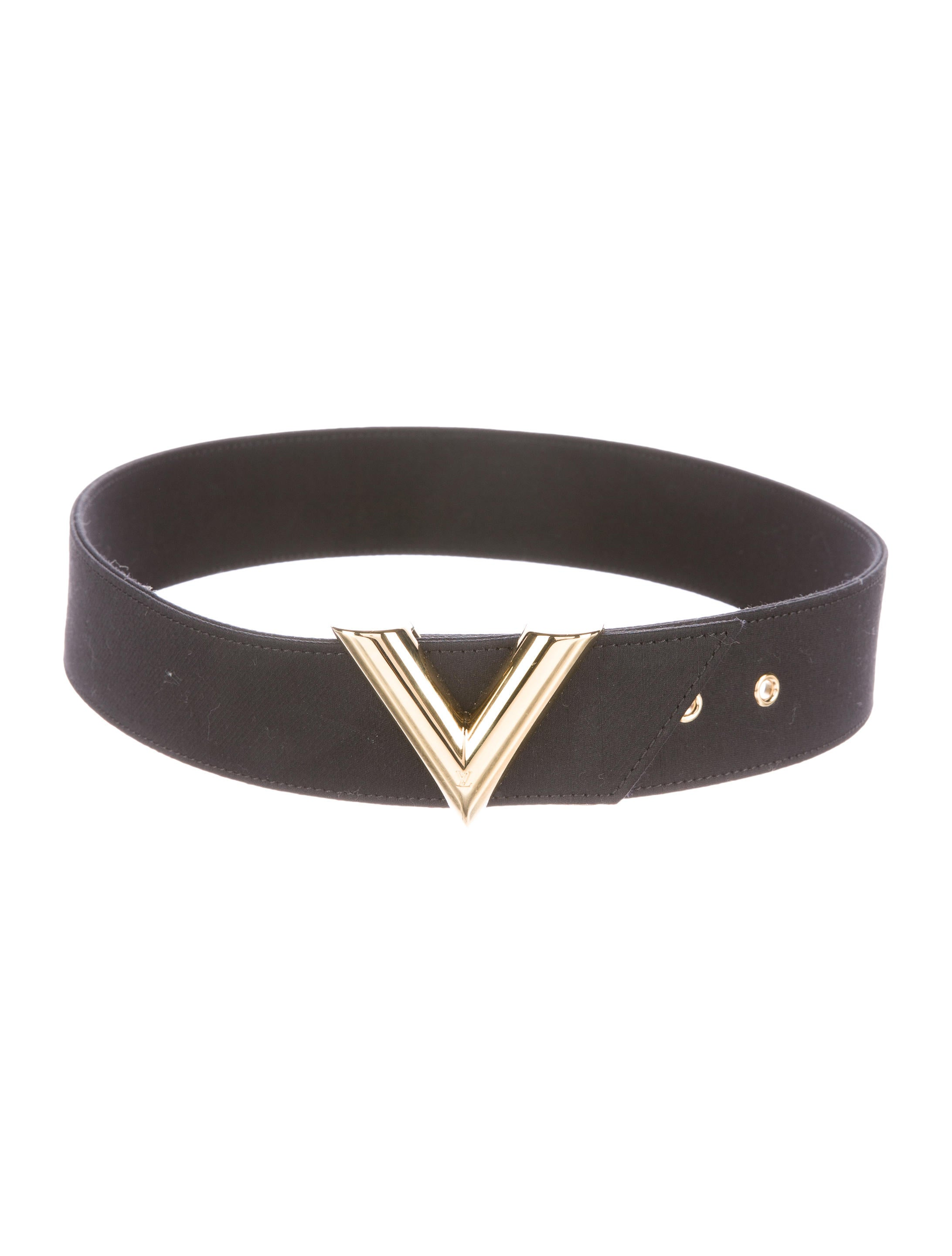 Louis Vuitton Essential V Belt - Accessories