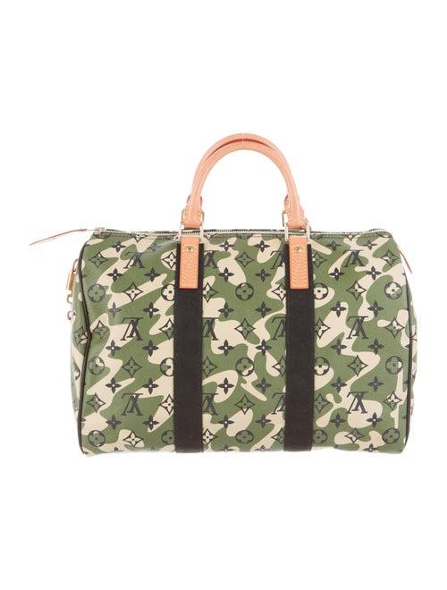 6996276394b3 Louis Vuitton Monogramouflage Speedy 35 - Bags - LOU85464