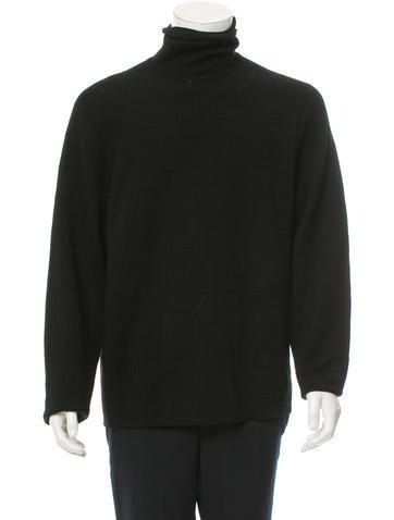 Louis Vuitton Damier Wool Sweater None