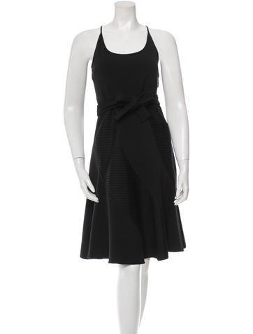 Louis Vuitton Sleeveless A-Line Dress w/ Tags None