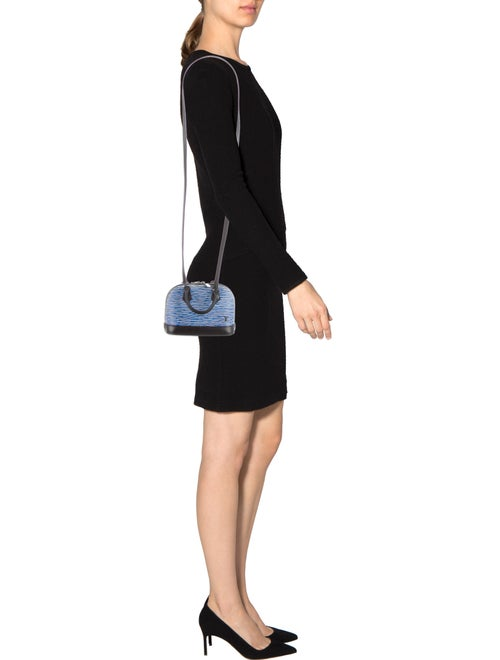f462b874063f Louis Vuitton Epi Denim Alma Nano - Handbags - LOU87404