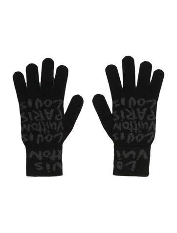 Louis Vuitton Graffiti Gloves None