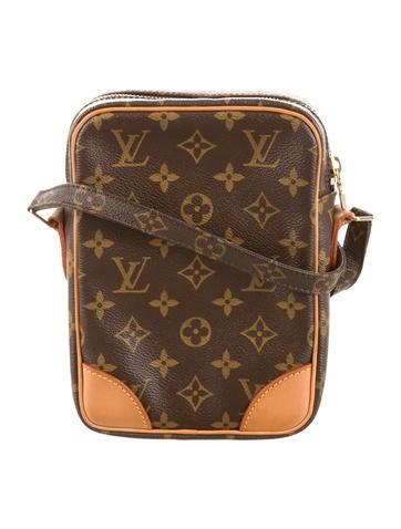 Monogram Danube Bag