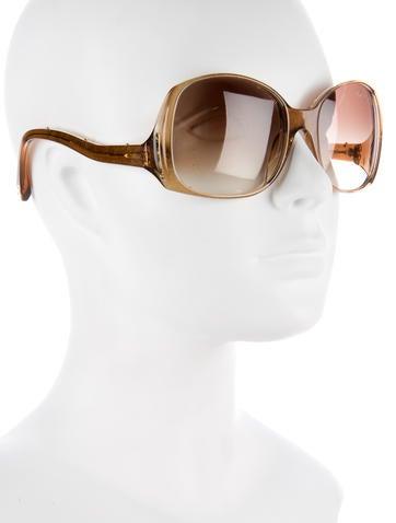 Glitter Gina Sunglasses