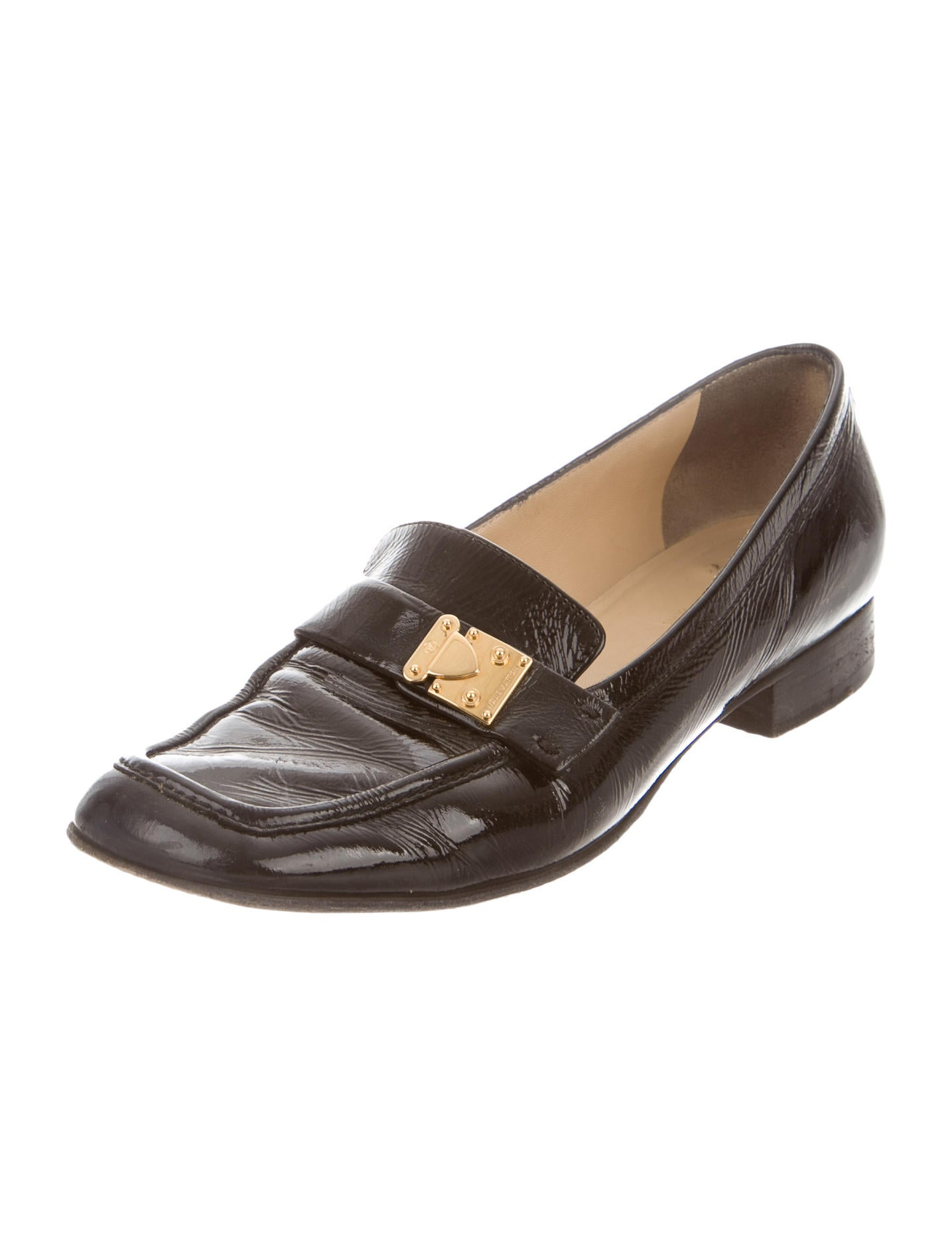 Louis Vuitton Womens Driving Shoes