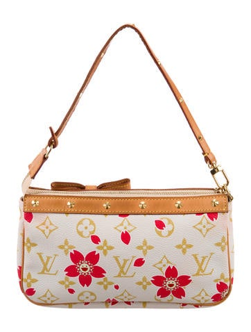 Cherry Blossom Pochette Accessoires